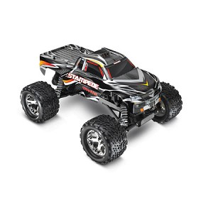 Traxxas Stampede Monster Truck RTR w/ID, w/2.4Ghz, Black