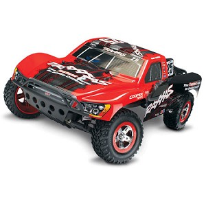 Traxxas Slash 2WD RTR w/TQ 2.4 Radio, Hawaiian Edition