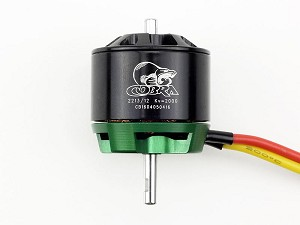 Cobra C-2213/12 Brushless Motor, Kv=2000