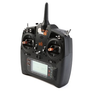 DX6 Spektrum DSMX Transmitter