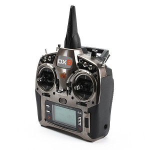 DX9 Spektrum DSMX Transmitter