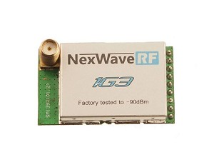 Fat Shark Dominator 4CH 1.3GHz Receiver Module NexWave RF (recalled)
