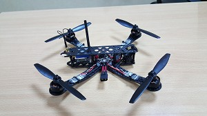 "Drone Works USA Gremlin 5"" Quadcopter Frame Kit"