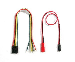 Immersion RC cables for video transmitters
