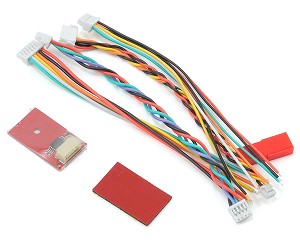 ImmersionRC Tramp HV Accessory Pack, A/V Cables and TNR Tag