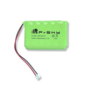 FrSky 7.2v 2000mAh NiMH Battery for Q X7 Transmitter