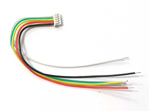 Connection Cable for FrSky XSR Receiver