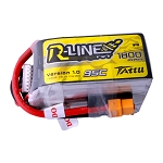 Tattu R-Line 22.2V 1800mah 6S 95C Battery, XT60