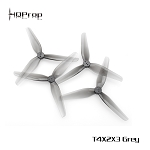 HQProp T4X2X3 Grey Poly Carbonate Propellers
