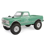 Axial 1/24 SCX24 1967 Chevrolet C10 4WD Truck, RTR, Green