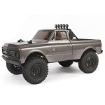 Axial 1/24 SCX24 1967 Chevrolet C10 4WD Truck, RTR, Gray