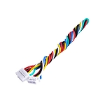 Runcam 7 pin silicone cable for TBS UNIFY PRO HV/Race RunCam Swift 2 / Owl 2