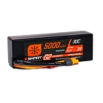 11.1V 5000mAh 3S 30C Smart LiPo G2 Hard Case: IC3