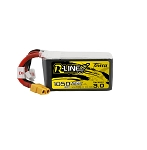 Tattu R-Line Version 3.0 1050mAh 22.2V 120C 6S1P Lipo, XT60