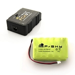 FrSky FCX07 Charger & 2000mAh NiMH Battery Combo Kit for Q X7 / X7S