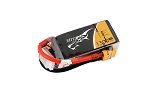 Tattu 1300mAh 3S 75C lipo battery, XT60
