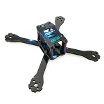 Lumenier QAV-SKITZO Dark Matter FPV Freestyle Quadcopter