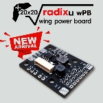 BrainFPV RADIX LI Wing Power Board